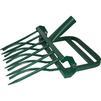 Рыхлитель Землекоп-6 (зеленый) - ИнструментИнструменты для обработки почвы<br>Рыхлитель, садово-огородный, одна ручка, 6 зубьев, ширина копки одной полосы 480 мм.<br>