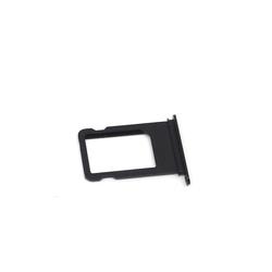 Держатель SIM карты для Apple iPhone 7 (М21227) (черный)
