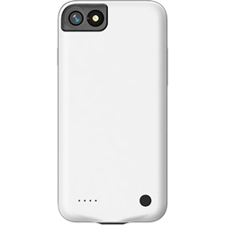 Чехол-аккумулятор для Apple iPhone 7 2500mAh (Baseus ACAPIPH7-ABJO2) (белый)
