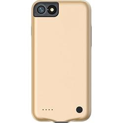 Чехол-аккумулятор для Apple iPhone 7 2500mAh (Baseus ACAPIPH7-ABJOV) (золотистый)