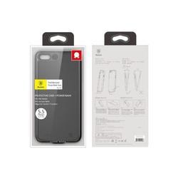 Чехол-аккумулятор для Apple iPhone 7 2500mAh (Baseus ACAPIPH7-ABJ01) (черный)