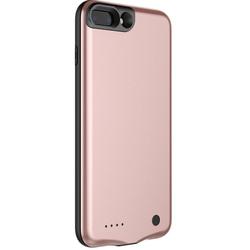 Чехол-аккумулятор для Apple iPhone 7 Plus 2500mAh (Baseus ACAPIPH7P-ABJOR) (розовый)