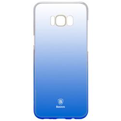 Чехол-накладка для Samsung Galaxy S8 (Baseus Glaze Case WISAS8-RL03) (синий)