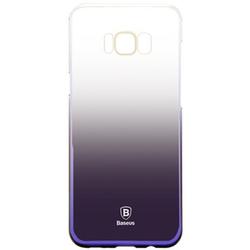 Чехол-накладка для Samsung Galaxy S8 Plus (Baseus Glaze Case WISAS8P-RL01) (черный)