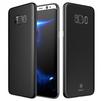 Чехол-накладка для Samsung Galaxy S8 Plus (Baseus Wing Case wisas8p-a01) (черный) - Чехол для телефонаЧехлы для мобильных телефонов<br>Чехол плотно облегает заднюю крышку телефона, защищает от пыли, грязи, царапин и других негативных внешних воздействий.<br>