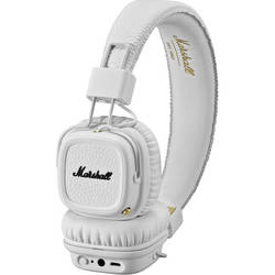 Marshall Major II Bluetooth (белый)