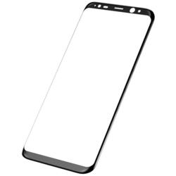 Защитное стекло для Samsung Galaxy S8 Plus (Baseus 3D Arc Tempered Glass Film SGSAS8P-3D01) (черный)