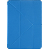Чехол-книжка для Apple iPad Pro 9.7 2017 (Baseus Jane LTAPIPD-A03) (синий) - Чехол для планшетаЧехлы для планшетов<br>Чехол надежно защищает устройство от пыли, грязи, царапин и других негативных внешних воздействий. Оснащен функцией подставки с разными углами наклона.<br>