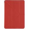 Чехол-книжка для Apple iPad Pro 10.5 2017 (Baseus Jane LTAPIPD-B09) (красный) - Чехол для планшетаЧехлы для планшетов<br>Чехол надежно защищает устройство от пыли, грязи, царапин и других негативных внешних воздействий. Оснащен функцией подставки с разными углами наклона.<br>