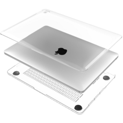Чехол для Apple MacBook Pro 15 2016 (Baseus Air Case SPAPMCBK15-02) (прозрачный)
