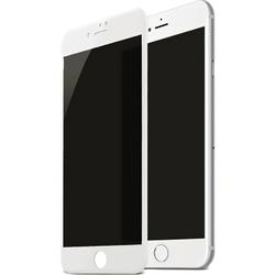 Защитное стекло для Apple iPhone 7 Plus (Baseus Soft edge Anti-peeping SGAPIPH7P-TG02) (белый)
