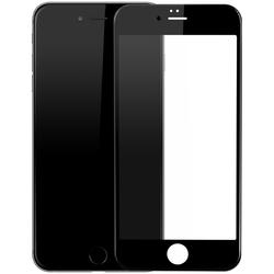 Защитное стекло для Apple iPhone 6, 6s (Baseus Silk printing 3D Anti Soft Film SGAPIPH6S-DE01) (черный)