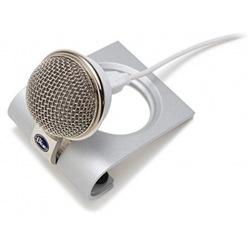 Blue Microphones Snowflake (серебристый)