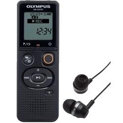 Olympus VN-541PC + наушники E39 (черный)