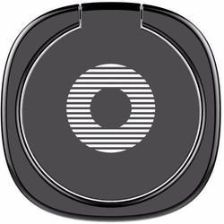 Универсальный автомобильный держатель-кольцо (Baseus Privity Ring Bracket) (черный)