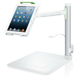 Док-станция для Apple iPad Air, mini, mini 2 (Belkin B2B054) (серебристый)