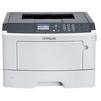 Lexmark MS417dn - Принтер, МФУПринтеры и МФУ<br>Lexmark MS417dn - принтер, монохромный, лазерный, А4, 38 стр/мин, Gigabit Ethernet (10/100/1000), USB 2.0, вес: 14.2 кг<br>