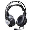 Defender Warhead G-500 (коричневый, черный) - Компьютерная гарнитураКомпьютерные гарнитуры<br>Defender Warhead G-500 - наушники с микрофоном, игровые, кабель 2.5 м. Встроенная вибрация, светодиодная подсветка, оголовье, регулятор громкости. Чувствительность 115 дБ, 20–20000 Гц.<br>
