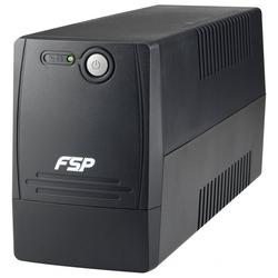 FSP Group Viva 600 2xEuro (черный)