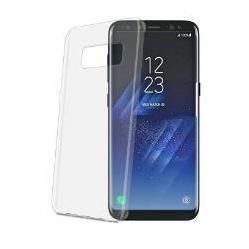 Чехол-накладка для Samsung Galaxy S8 Plus (Celly Gelskin GELSKIN691) (прозрачный)