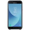 Чехол-накладка для Samsung Galaxy J5 2017 (EF-PJ530CBEGRU) (черный) - Чехол для телефонаЧехлы для мобильных телефонов<br>Чехол плотно облегает корпус и гарантирует надежную защиту от царапин и потертостей.<br>