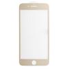 Защитное стекло для Apple iPhone 7 Plus (Tempered Glass 3D 0L-00030247) (золотистый) - Защитное стекло, пленка для телефонаЗащитные стекла и пленки для мобильных телефонов<br>Защитное стекло предназначено для защиты дисплея устройства от царапин, ударов, сколов, потертостей, грязи и пыли.<br>