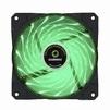 GameMax GMX-12RGB - Кулер, охлаждениеКулеры и системы охлаждения<br>Вентилятор для корпуса, питание 3-pin, 1х120 мм вентилятор.<br>
