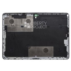 Корпус для Samsung Galaxy Note 10.1 SM-P600 (Liberti Project 0L-00031914) (черный)