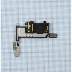 Шлейф для Lenovo S960 с кнопкой включения, аудиоразъемом (М21308)