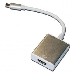 Переходник USB Type-C - HDMI (Palmexx PX/CBL USBC-HDMI G) (золотистый)