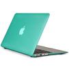 Чехол-накладка для Apple MacBook Air 13 (i-Blason 207598) (бирюзовый)  - Чехол для ноутбукаЧехлы для ноутбуков<br>Пластиковый чехол надежно защищает все внешние поверхности и углы ноутбука, оставляя открытым доступ ко всем портам, клавиатуре, экрану и камере.<br>