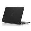 Чехол-накладка для Apple MacBook Air 13 (i-Blason 198483) (черный)  - Чехол для ноутбукаЧехлы для ноутбуков<br>Пластиковый чехол надежно защищает все внешние поверхности и углы ноутбука, оставляя открытым доступ ко всем портам, клавиатуре, экрану и камере.<br>