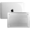 Чехол-накладка для Apple MacBook Pro 13 A1706, A1708 (i-Blason 876858) (прозрачный)  - Чехол для ноутбукаЧехлы для ноутбуков<br>Пластиковый чехол надежно защищает все внешние поверхности и углы ноутбука, оставляя открытым доступ ко всем портам, клавиатуре, экрану и камере.<br>
