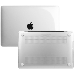 Чехол-накладка для Apple MacBook Pro 13 A1706, A1708 (i-Blason 876858) (прозрачный)