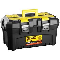 Ящик для инструмента Stayer Master 38016-19 (черный)