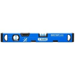 Уровень Зубр профессионал магнит 34589-040 (400 мм) (синий)