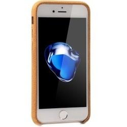 Чехол-накладка для Apple iPhone 7 (Cozistyle CGLC7018) (коричневый)