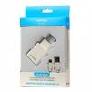 Smartbuy BLAST (SBP-8410) (белый) - Сетевое зарядное устройствоСетевые зарядные устройства<br>Сетевое зарядное устройство с поддержкой Quick Charge 3.0, выходной ток: 2.1А, в комплекте кабель USB-microUSB.<br>