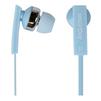 Smartbuy OK (SBH-155) (синий) - НаушникиНаушники<br>Внутриканальные проводные наушники с микрофоном, разъем 3.5 мм jack, сменные амбушюры, длина кабеля 1.2 м.<br>