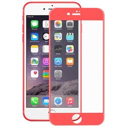 Защитное стекло для Apple iPhone 7 Plus (Onext 3D 41326) (красный)