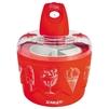 Scarlett SC-IM22255 (красный) - МороженицаМороженицы<br>Тип устройства: мороженица, мощность: 10 Вт, объем чаши: 700 мл, время приготовления 350 мл мороженого – 20 мин.<br>