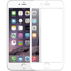 Защитное стекло для Apple iPhone 7 Plus (Perfeo 3D Gorilla PF-TG3DGG-IPH7+-WHT) (белый)