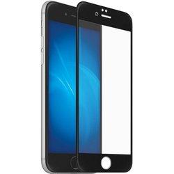 Защитное стекло для Apple iPhone 7 Plus (Perfeo 3D Gorilla PF-TG-3GM-IPH7+B) (черный)