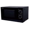 Sharp R-6000RK (черный) - МикроволновкаМикроволновые печи<br>Отдельно стоящая микроволновая печь, объем 20 л, мощность 800 Вт, гриль, механическое управление, поворотные переключатели, подсветка камеры, звуковой сигнал, режим разморозки.<br>