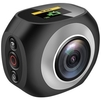 X-Try XTC360 (черный) - Экшн-камераЭкшн-камеры<br>Съемка в 360°, запись видео UHD 4K, матрица 4 МП, карты памяти microSD, microSDHC, Wi-Fi, до 1 ч работы от аккумулятора.<br>