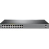 HPE JL385A - МаршрутизаторМаршрутизаторы и коммутаторы<br>Порты 10/100/1000BASE-T: 24, кол-во портов с поддержкой PoE+: 12, PoE-бюджет 370, порты SFP 2.<br>