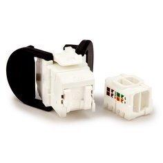 Модуль информационный 3M OCK5EU8 7000006823 UTP Keystone RJ45 кат.5e белый (упак.:8шт)