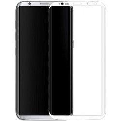 Защитное стекло для Samsung Galaxy S8 Plus (Perfeo 3D Gorilla PF-TG-3G-SAM-S8+W) (белый)