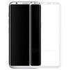 Защитное стекло для Samsung Galaxy S8 Plus (Onext 3D 41265) (белая рамка) - ЗащитаЗащитные стекла и пленки для мобильных телефонов<br>Защитное стекло предназначено для защиты дисплея устройства от царапин, ударов, сколов, потертостей, грязи и пыли.<br>