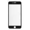 Защитное стекло для Apple iPhone 7 Plus (Liberti Project 3D 0L-00030248) (черная рамка) - Защитное стекло, пленка для телефонаЗащитные стекла и пленки для мобильных телефонов<br>Защитное стекло предназначено для защиты дисплея устройства от царапин, ударов, сколов, потертостей, грязи и пыли, толщина 0.33mm.<br>